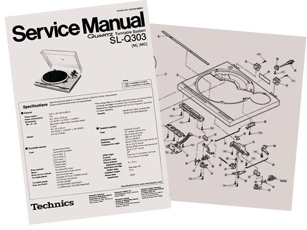 Technics SL-Q303 turntable | Hi-Fi News