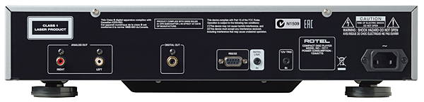 Rotel CD11/A11 CD Player/Amplifier | Hi-Fi News