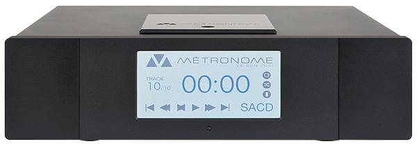 Métronome Technologie AQWO SACD Player/DAC | Hi-Fi News