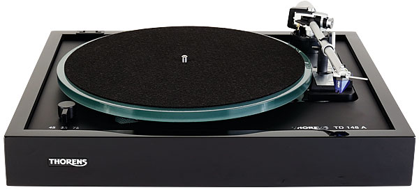 Thorens TD 148A Turntable