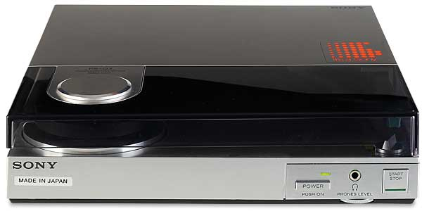 Sony PS-Q7 Turntable