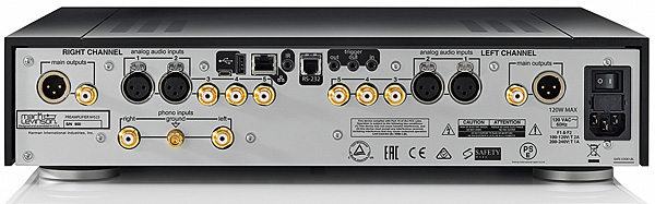 Mark Levinson No523/No534 pre/power amplifier | Hi-Fi News