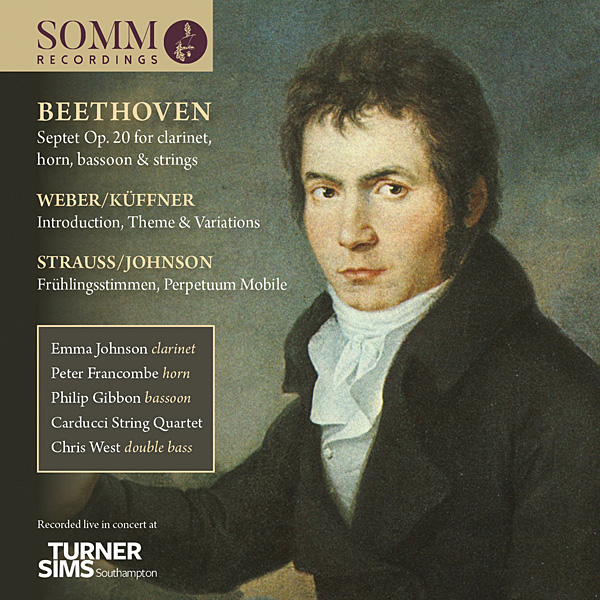 619hdmusic.HRA_Emma-Johnson_Beethoven_Kufner-Strauss_Chamber-Music_Sleeve