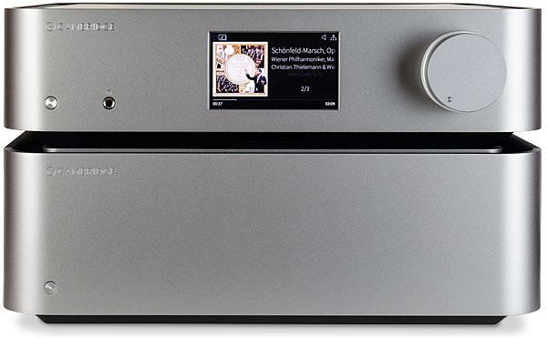 Cambridge Audio Edge NQ/M Streamer/Monoblocks