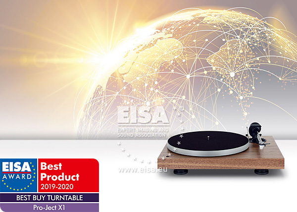 Best Record Players 2020 EISA Hi Fi Awards 2019 2020 | Hi Fi News