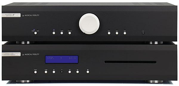 Musical Fidelity M2scd/M2si CD Player/Amplifier | Hi-Fi News