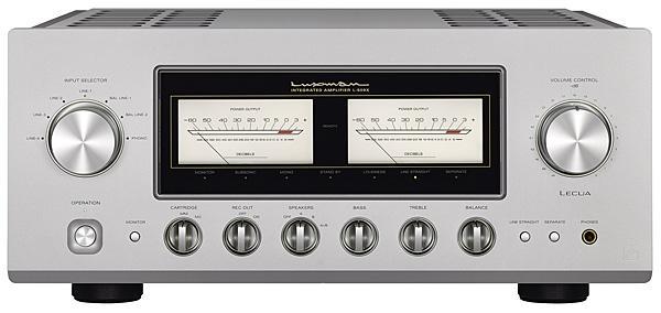 Luxman L-509X integrated amplifier | Hi-Fi News