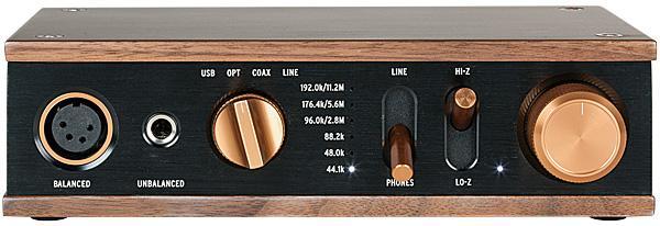Klipsch Heritage Headphone Amplifier headphone amp/DAC | Hi-Fi News