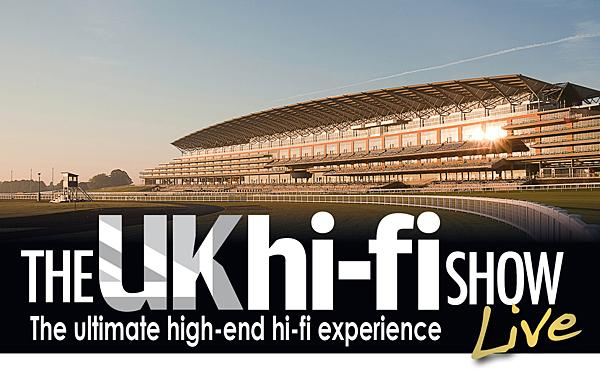 The Grandstand at Ascot Welcomes The UK Hi-Fi Show Live In