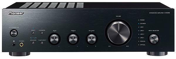 Pioneer A-40AE integrated amplifier/DAC | Hi-Fi News