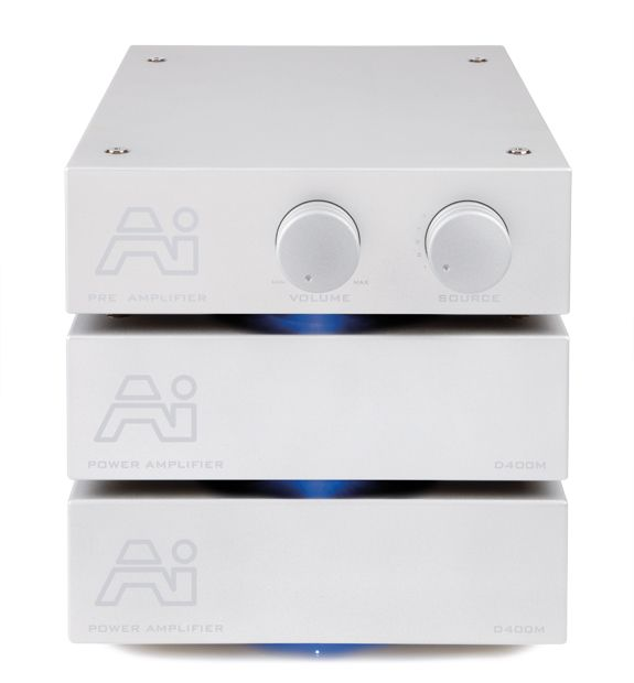 Acoustic Imagery Pre Amp/D400M (£3594/£2394 each) - Pre