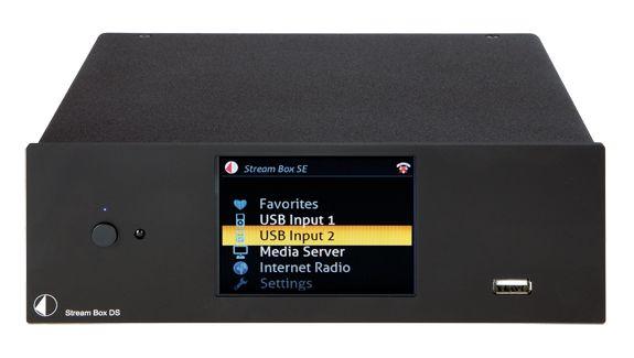 Pro-Ject Stream Box DS (£699)
