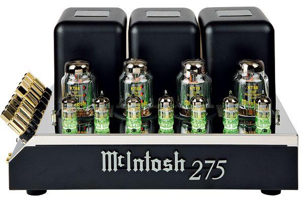 Schematic - McIntosh MC-275 Tube Amplifier @ AmpsLab.com