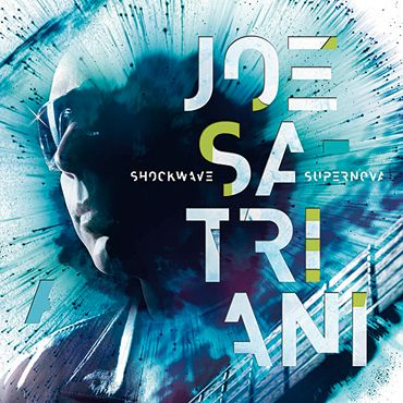 Artist: Joe Satriani - Album: Shockwave Supernova - Hi-Res