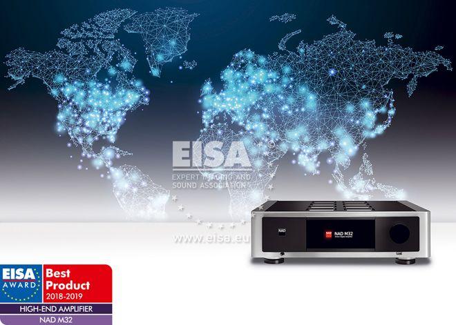 EISA Awards 2018-2019 - EISA Awards
